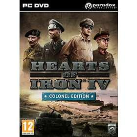 Hearts of Iron IV - Colonel Edition (PC)