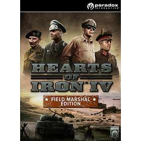 Hearts of Iron IV - Field Marshal Edition