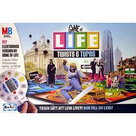 MB Games Game of Life: Twists and Turns