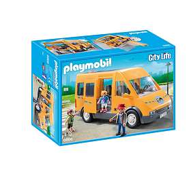 Playmobil City Life 6866 School Van