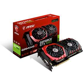 MSI GeForce GTX 1080 Gaming X HDMI 3xDP 8Go