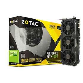 Zotac GeForce GTX 1080 AMP! Extreme HDMI 3xDP 8Go