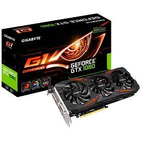 Gigabyte GeForce GTX 1080 G1 Gaming HDMI 3xDP 8Go