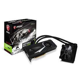 MSI GeForce GTX 1080 Sea Hawk X HDMI 3xDP 8GB