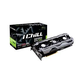 Inno3D GeForce GTX 1080 iChill X3 HDMI 3xDP 8GB
