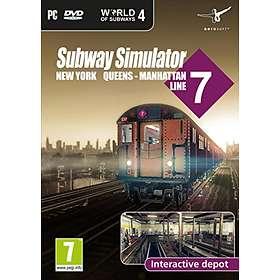 Subway Simulator: World of Subways New York (PC)