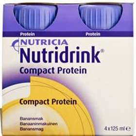 Nutricia Nutridrink Compact Protein 125ml 4-pack
