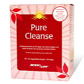 Renew Life Pure Cleanse 120 Kapslar