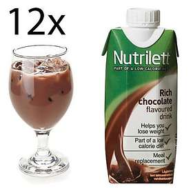 Nutrilett Smoothie 330ml 12-pack
