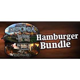 The Daedalic Hamburger Bundle