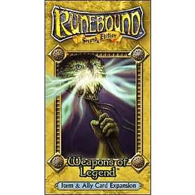 Fantasy Flight Games Runebound: Weapons of Legend (exp.)