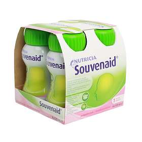 Nutricia Souvenaid 125ml 4-pack