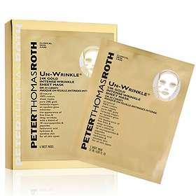 Peter Thomas Roth 24K Gold Intense Wrinkle Sheet Mask 6st