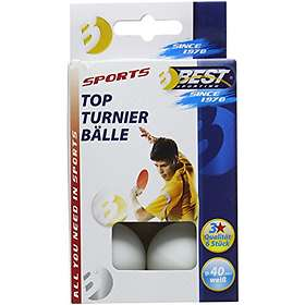 Best Sporting Tournament 3-Star (6 balles)