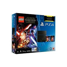 Sony PlayStation 4 (PS4) 500GB (incl. LEGO Star Wars: The Force Awakens + Movie)