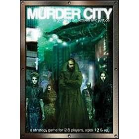 White Wolf Murder City