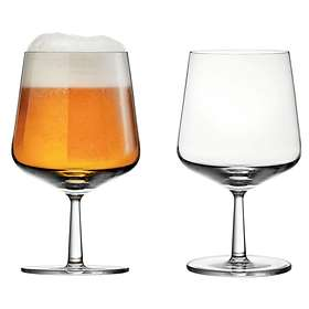 Iittala Essence Ölglas 48cl 2-pack