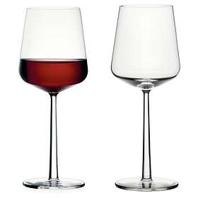 Iittala Essence Rødvinsglass 45cl 2-pack