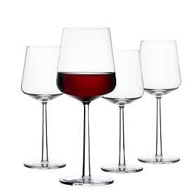 Iittala Essence Rødvinsglass 45cl 4-pack