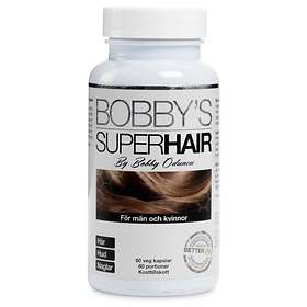 Better You Bobby's Superhair 60 Kapslar
