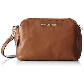 437ba70c55 Find the best price on Michael Kors Bedford Medium Leather Crossbody ...