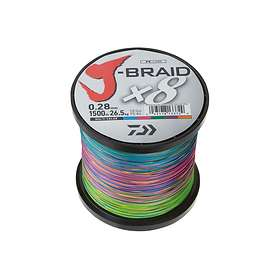 Daiwa J-Braid X8 0.42mm 1500m
