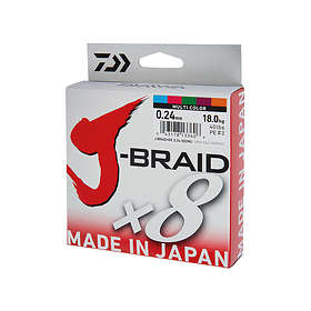 Daiwa J-Braid X8 0.10mm 150m