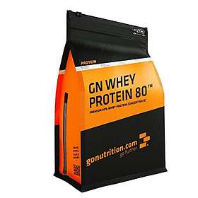 GoNutrition GN Whey Protein 80 2.5kg