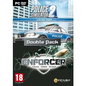 d1f00725ad07 Find the best price on Law and Order + Enforcer - Double Pack (PC ...