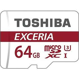 Toshiba Exceria M302 microSDXC Class 10 UHS-I Class 3 64GB