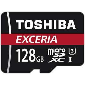 Toshiba Exceria M302 microSDXC Class 10 UHS-I Class 3 128GB