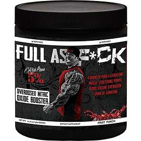 Rich Piana 5% Nutrition Full As F*ck 0,36kg