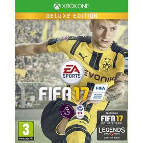 FIFA 17 - Deluxe Edition (Xbox One)