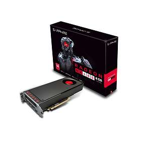 Sapphire Radeon RX 480 HDMI 3xDP 8GB