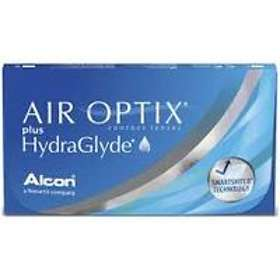 Alcon Air Optix Plus HydraGlyde (6-pakning)