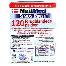 NeilMed Sinus Rinse Premixed Pulver 100stk
