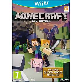 Minecraft Nintendo Wii U Edition (Wii U)