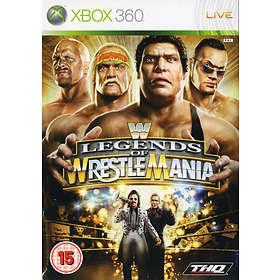 WWE Legends of Wrestlemania (Xbox 360)