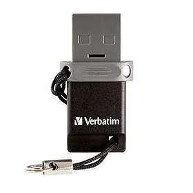 Verbatim USB Store-N-Go Dual 32GB