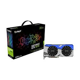 Palit GeForce GTX 1070 GameRock HDMI 3xDP 8GB