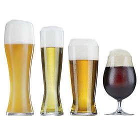 Spiegelau Beer Classics Connoisseur Ölglas 70/56/44/42,5cl 4-pack