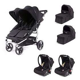 Baby Monsters Easy-Twin (Travel System Double)