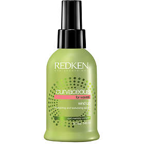 Redken Curvaceous Wind Up Energizing And Texturizing Spray 145ml