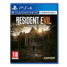 Resident Evil 7: Biohazard (VR) (PS4)