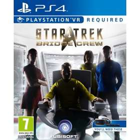 Star Trek: Bridge Crew (VR) (PS4)