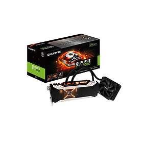 Gigabyte GeForce GTX 1080 Waterforce Xtreme Gaming HDMI 3xDP 8GB