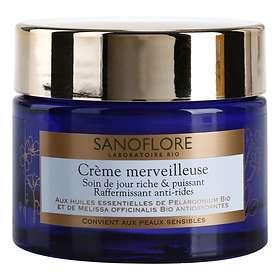 Sanoflore Crème Merveilleuse Riche 50ml