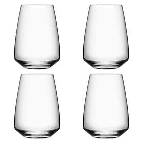 Orrefors Pulse Dricksglas 35cl 4-pack