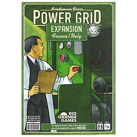 Power Grid: France/Italy (exp.)