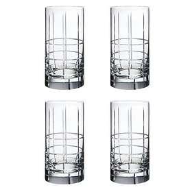 Orrefors Street Highballglas 45cl 4-pack